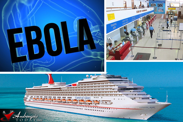 Belize Conducts Activities for the Possible Entry of Ebola