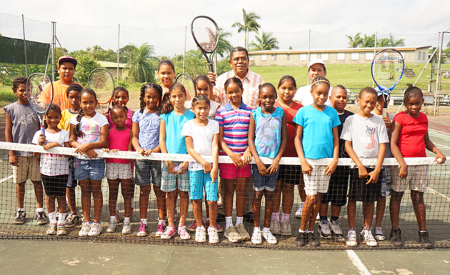 Belmopan Youth Summer Camp Kicks Off