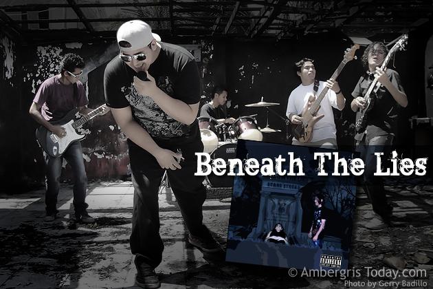 Beneath The Lies Launches Album Online