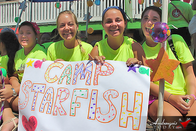 Camp Starfish Extends Thank You's to Community