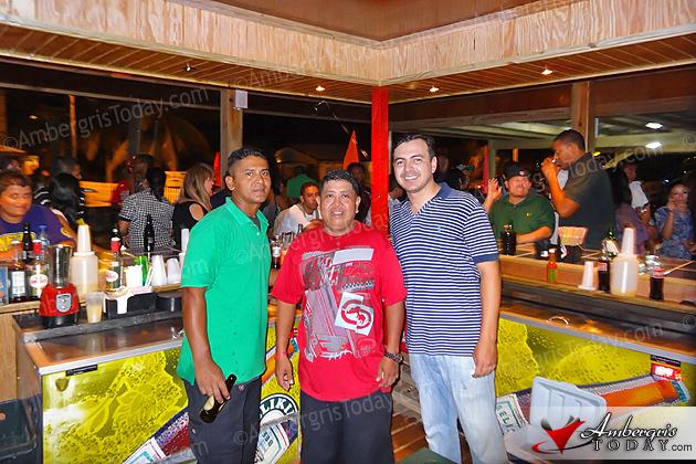 Carlo and Ernie's Runway Bar, San Pedro, Belize