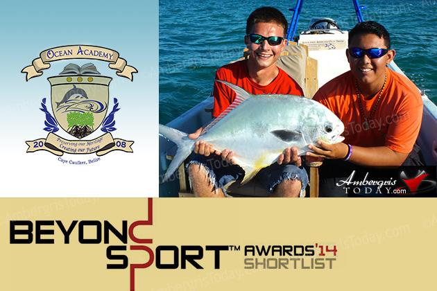 Caye Caulker Ocean Academy Up for UNICEF Sponsored Award