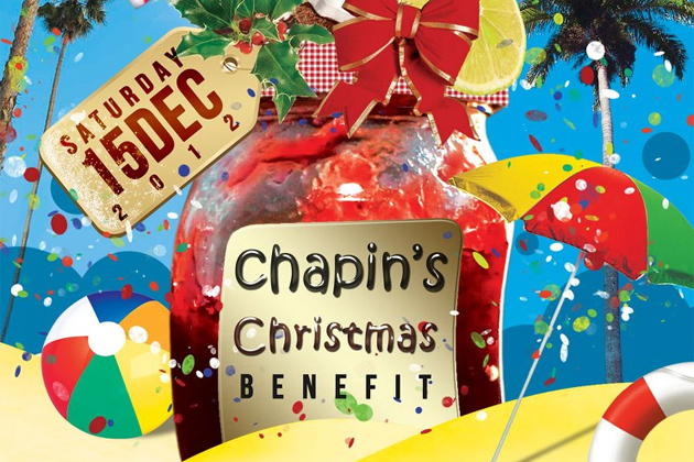 Christmas Benefit for Hector Chapin Duran Family at Wayo's Beernet