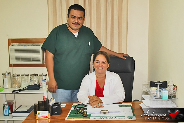 Two Permanent Doctors Join Clinica Los Pinos
