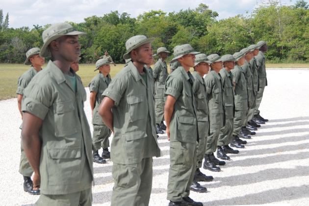 Belize Defense Force