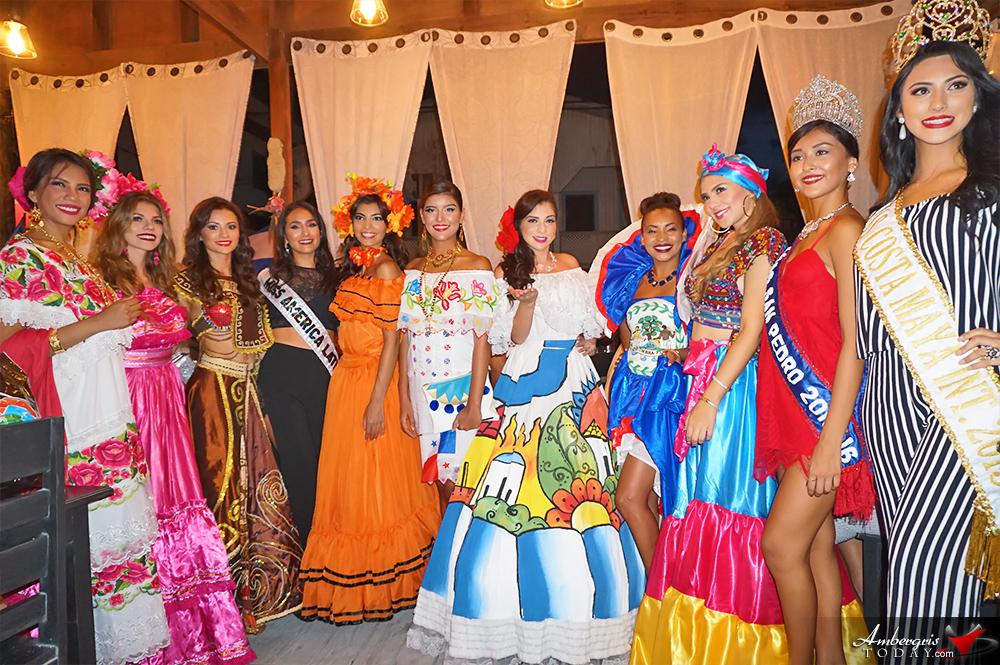 Costa Maya Festival Parade Organized by Finn + Martini