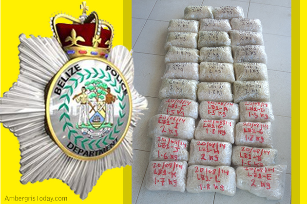 $2Mil US Worth of Crystal Meth Taken Off Belize Streets