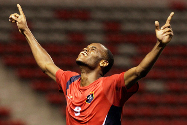 Belize's Deon McCaulay Tops Strike List in World Cup Qualification Games