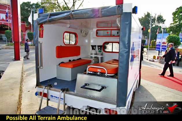 Ambulance Service Coming Soon to San Pedro