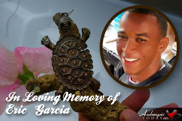 Memorial Service Held for Eric 'Bird' Garcia at Sea