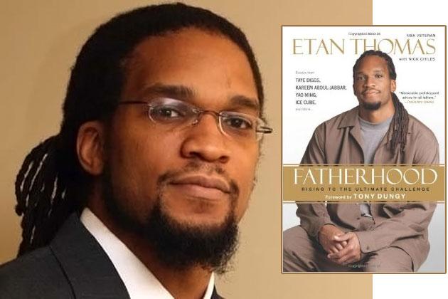 Former NBA Star Etan Thomas on Motivational Fatherhood Tour Belize