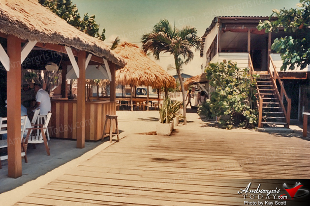 The Famous Fido's in San Pedro, Ambergris Caye, Belize