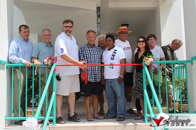 Grand Baymen Residential Community Holds Ribbon Cutting