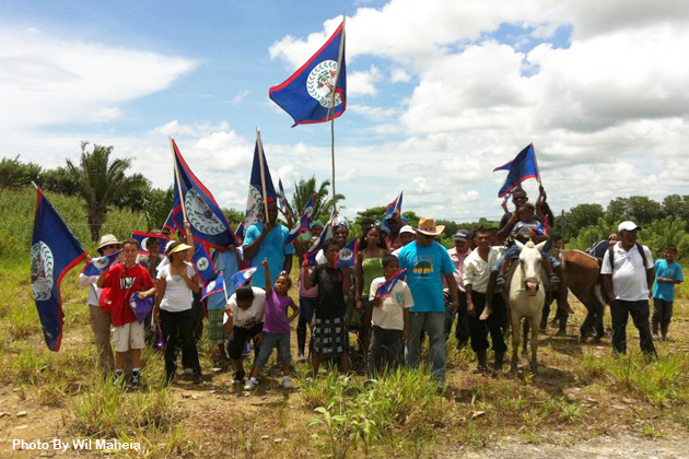overnment Issues Warning Against Clearing of Belize/Guatemala Border Line