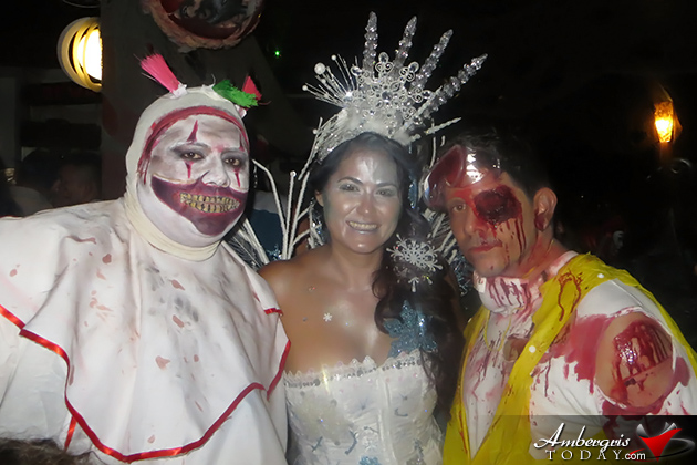 The Biggest Halloween Bash of the Year in Belize