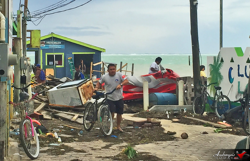 Hurricane Earl Belize Victim Relief Set Up by Consulates of Belize in US