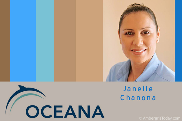 Janelle Chanona Becomes Oceana's New Leader in Belize