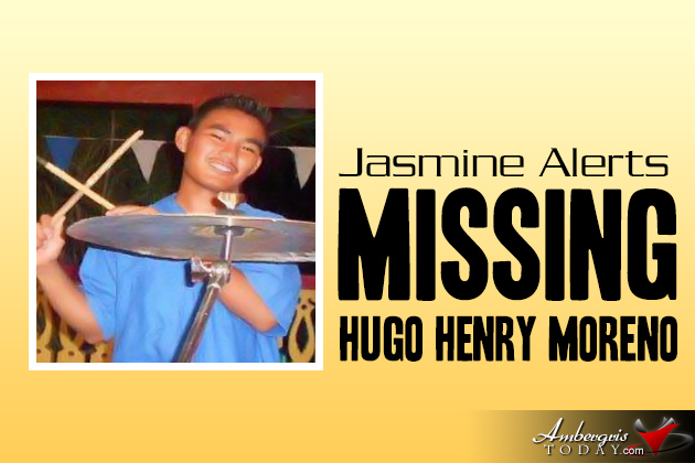 Jasmine Alerts Missing Person -Hugo Henry Moreno
