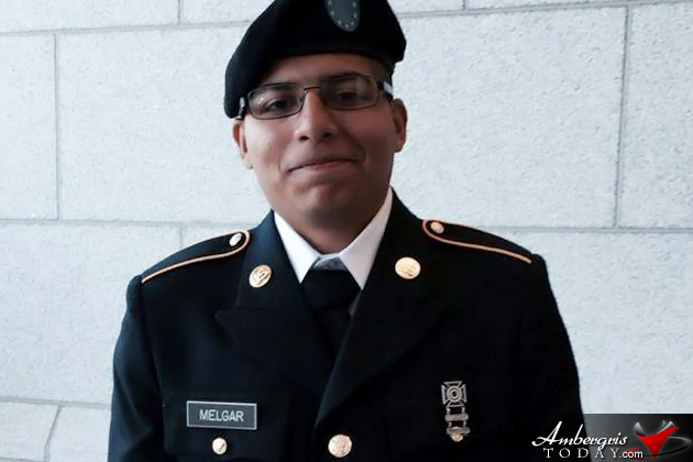 San Pedrano Looks Towards Successful Career in US Army