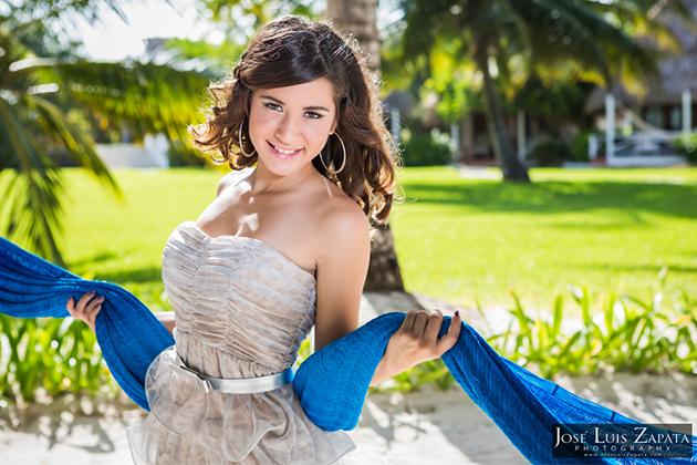 Julissa Nuñez Celebrates her Quinceaños