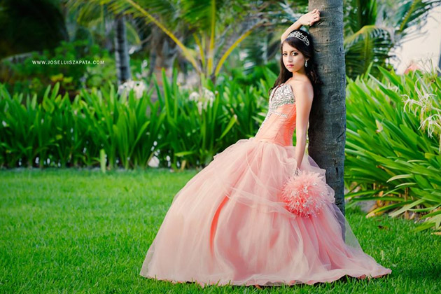 Marissa Kayleen Gonzalez Quinceaños