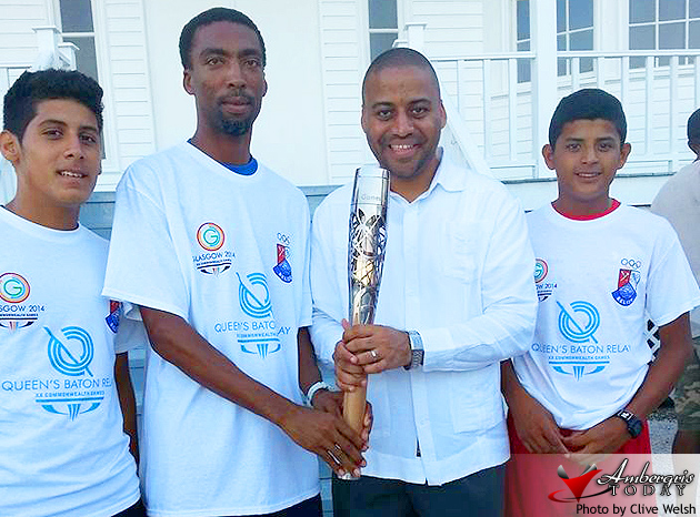 San Pedro Resident to Compete at the 2014 Commonwealth Games in Glasgow, Scotlan