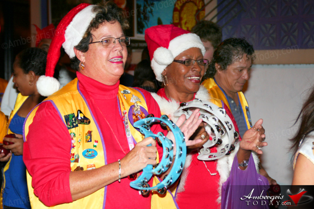 San Pedro Lions Club Christmas Schedule
