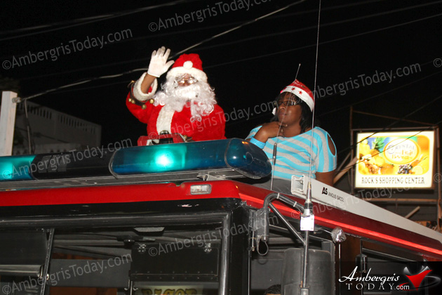Love FM Holiday Parade