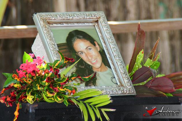 Memorial Service for the Late Maria Antonia Plaza Gomez