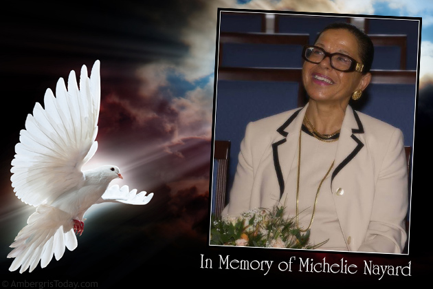 In Memory of Micheline Nayard