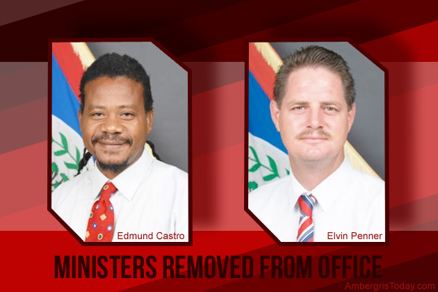 Ministers Removed from Office After String of Scandals