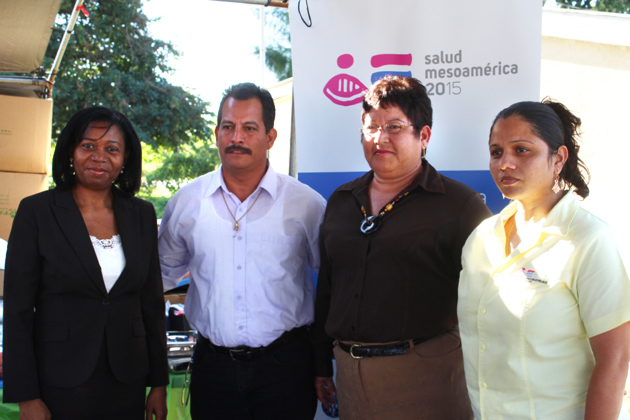 Medical Equipment to Improve Maternal and Child Health Services in Belize