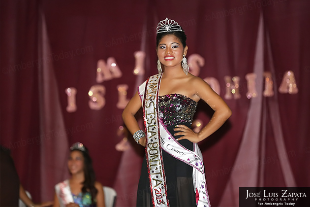 Miss Isla Bonita Pageant 2013 -Miss Jucely Badillo