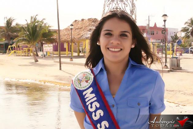 Miss San Pedro Yakarelis Hernandez