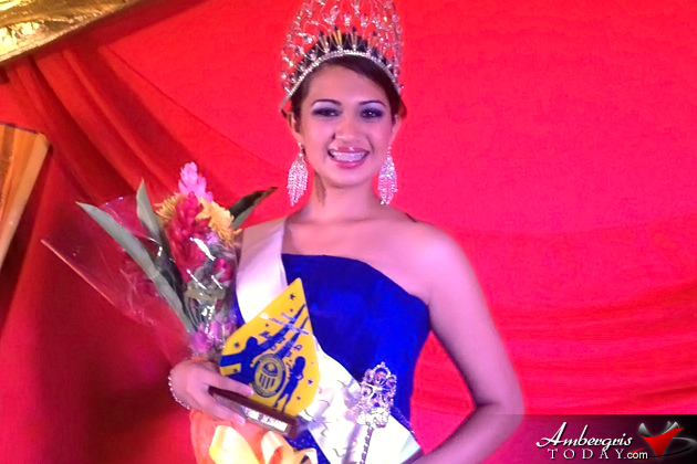 Vellie Williams crowned Miss St. Catherine's Academy 2013