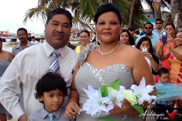 Angie and Gustavo Ellis Celebrate Silver Anniversary