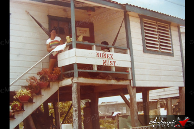 Early homes of San Pedro, Ambergris Caye, give way to development