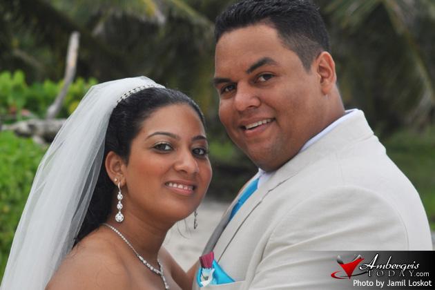 Tanya Marsden and Brian Batty wed in San Pedro at Sueño del Mar