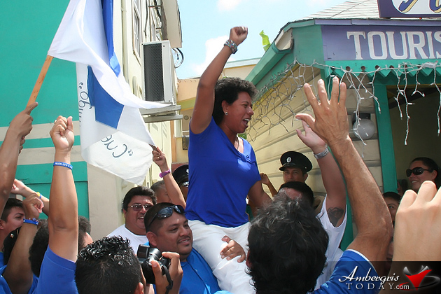 PUP, Patty Arceo Nomination -Belize Rural South
