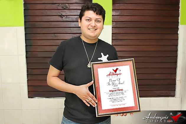Person of the Year – Miguel Perez Gives His All to San Pedro