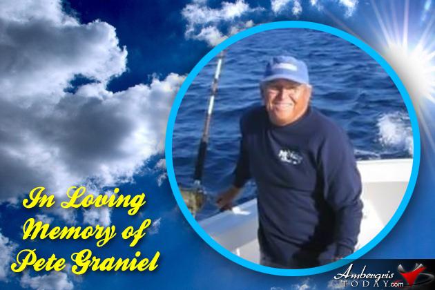 Farewell Pete Graniel