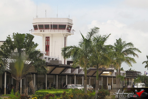 Air traffic control workers strike at Belize's International Airport