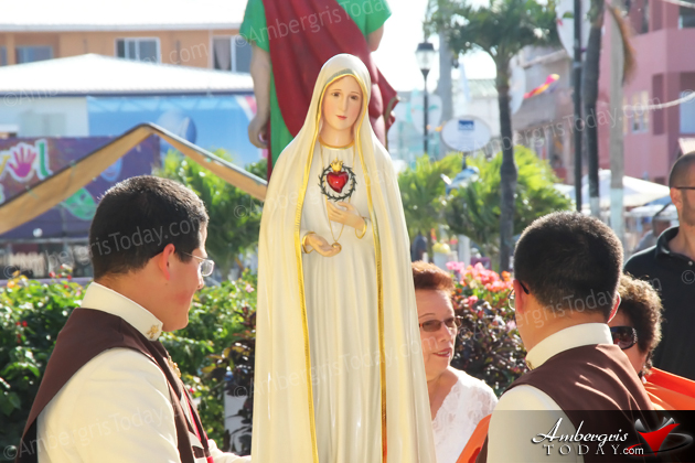 Travelling Statue of Our Lady of Fatima