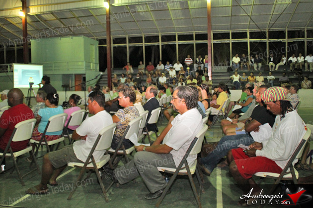 Community meets with San Pedro Police to Address Crime