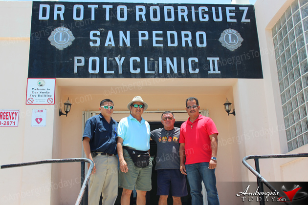 Government Commits 24 Hour Emergency Service to San Pedro's Poly Clinic