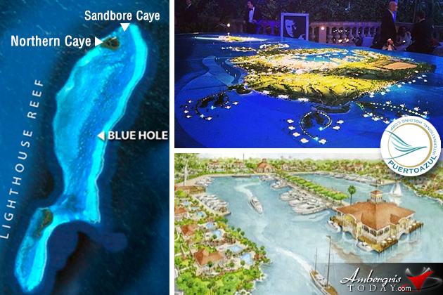 Puerto Azul Exclusive Hotel and Resorts, Lighthouse Reef Belize