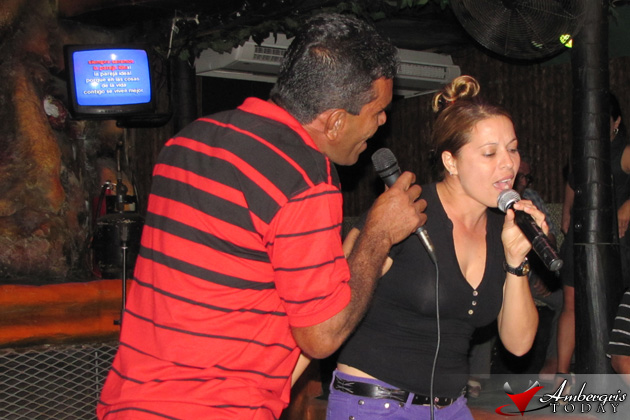 Karaoke Duet Competition