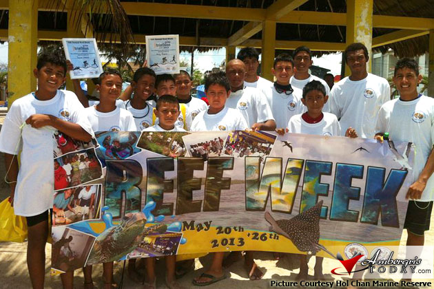 Reef Week 2013 Celebrated in San Pedro