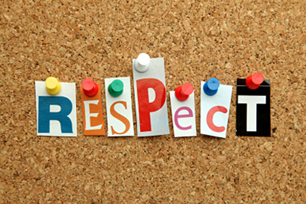 Earning Students' Respect