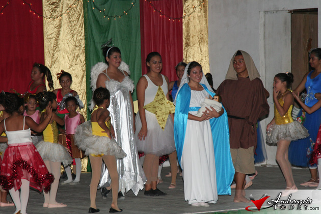 SP Dance Company Christmas Show